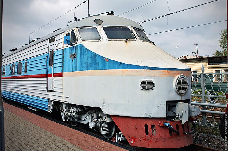 Глянцевый ЖЖурнал - Музей железнодорожной техники на Рижской